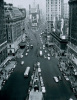 Broadway and 7th Avenue at Times Square, New York by Alfred Gescheidt