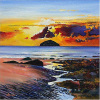Ailsa Craig by Davy Brown