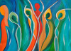 Creation Energy by Rina Bakis