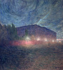 Stormy Evening 1898 by Eugene Fredrik Jannson