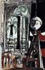 L'Atelier by Pablo Picasso