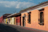 Colonial buildings, Antigua, Guatemala by Sergio Pitamitz
