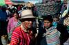 Animal market, San Francisco El Alto, Guatemala by Sergio Pitamitz