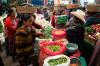 Market, Totonicapan, Guatemala by Sergio Pitamitz