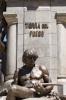 Magellan statue, Punta Arenas, Patagonia, Chile by Sergio Pitamitz