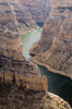 Horseshoe Bend, Bighorn Canyon, Wyoming, USA by Sergio Pitamitz
