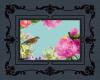 Rococo Birds I by Maria Mendez