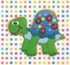 Trundling Tortoise by Howard Shooter and Lauren Floodgate