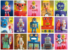 Robot Metropolis by Howard Shooter and Lauren Floodgate