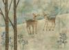 Winter Tale, Deer No.4 by Naoko Stoop