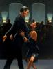 Rumba in Black by Jack Vettriano