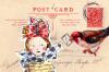 Carte Postal I by Claire Fletcher