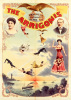 The Arrigons - Aerial Gymnasts, 1904 by Anonymous