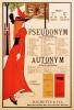 Pseudonym - Autonym, Hachette & Co, 1894 by Aubrey Beardsley