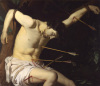 Saint Sebastian by Gerrit van Honthorst
