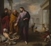 Christ healing the Paralytic at the Pool of Bethesda by Bartolomé Esteban Murillo