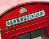 A Very English Phone Box by Keri Bevan