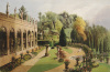 The Colonnade, Alton Gardens by Edward Adveno Brooke