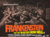 Frankenstein and the Monster from Hell by Hammer