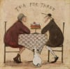 Tea For Three by Sam Toft