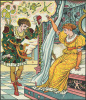 The Frog transformed into a Prince by Walter Crane