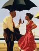 Bad Boy Good Girl by Jack Vettriano