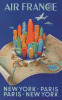 Air France by Vintage Posters
