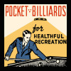 Pocket Billiards for Healthful Recreation by Retro Series