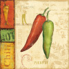 Hot & Spicy I by Daphne Brissonnet