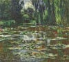 The Bridge Over the Water Lily Pond, 1905 by Claude Monet