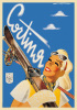 Cortina d'Ampezzo, 1947 by Franz Lenhart