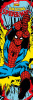 The Amazing Spiderman by Marvel Comics