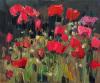 Poppies in the Garden by James Fullarton