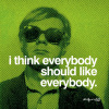 Everybody by Andy Warhol