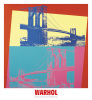 Brooklyn Bridge, 1983 by Andy Warhol
