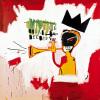 Trumpet, 1984 Leinwandbilder
