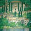 Church in Cassone, 1913 by Gustav Klimt
