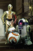 Star Wars Episode VII - Droids by Anonymous