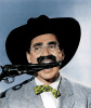 Groucho Marx (Go West) 1940 by Hollywood Photo Archive