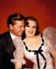 Judy Garland and Mickey Rooney (Strike Up the Band) 1940 by Hollywood Photo Archive