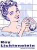 Woman in Bath by Roy Lichtenstein