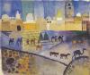 Kairouan I by August Macke