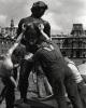 Vénus prise à la gorge, 1964 by Robert Doisneau