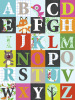 Alphabet by Virginie Graire