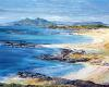 Ardnamurchan Sands by Ronnie Leckie