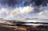 Spring Tides, Broadford Bay by Peter McDermott