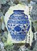 Blue Ginger Jar by Annabel Hewitt