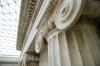 British Museum - Architectural Detail by Richard Osbourne