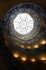 Spiral Staircase - Vatican Museum by Richard Osbourne