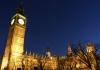 London - Houses Of Parliament I by Richard Osbourne